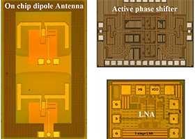 Radio Frequency and Millimeter-wave Antenna and Circuits Design